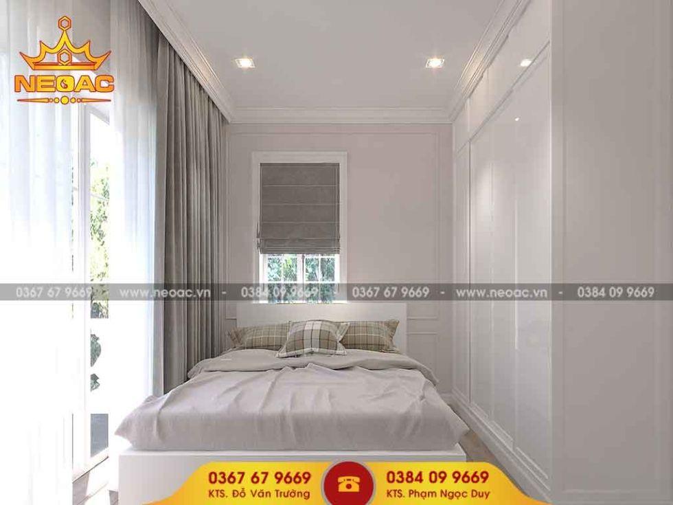 Công ty thiết kế nội thất nhà phố 2 tầng tại Hai Bà Trưng, Hà Nội