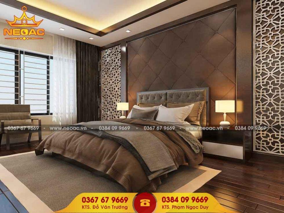 Công ty thiết kế nội thất nhà phố 3 tầng tại Bắc Từ Liêm, Hà Nội