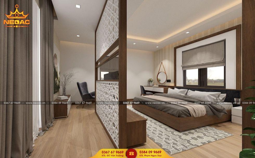 Công ty thiết kế nội thất nhà phố 3 tầng tại Tây Hồ, Hà Nội