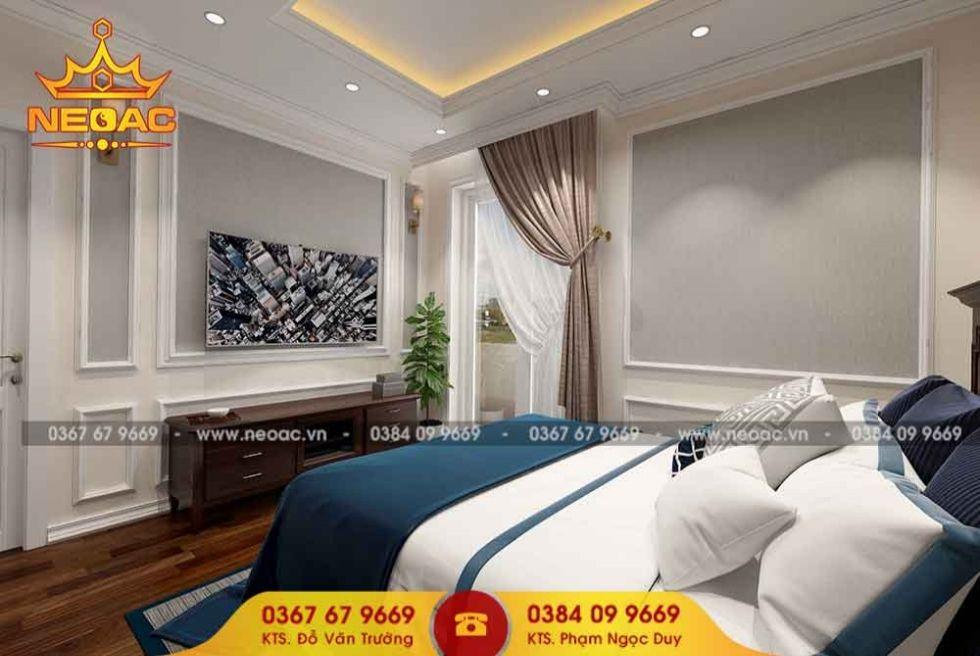 Công ty thiết kế nội thất nhà phố 3 tầng tại Hà Đông, Hà Nội