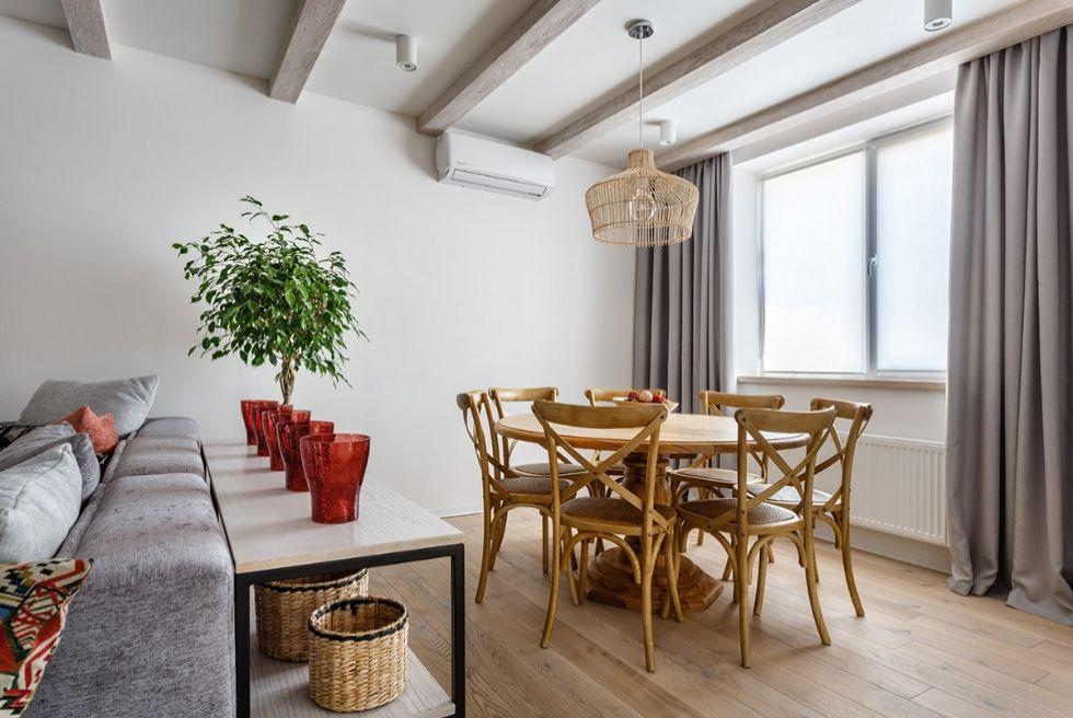 Mẫu nội thất nhà phố 4 tầng tại Bắc Từ Liêm, Hà Nội