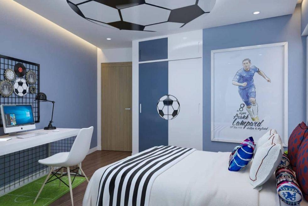 Công ty thiết kế nội thất nhà phố 4 tầng tại Đống Đa, Hà Nội
