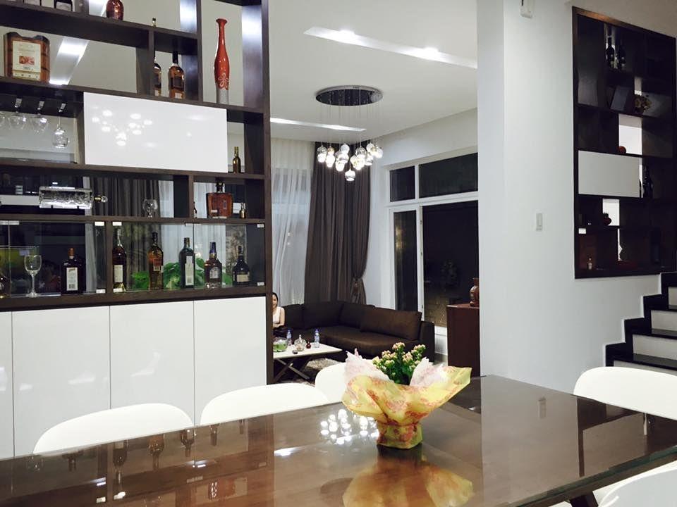 Mẫu nội thất nhà phố 4 tầng tại Thanh Xuân, Hà Nội