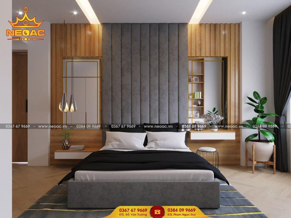 Công ty thiết kế nội thất nhà phố 4 tầng tại Thanh Xuân, Hà Nội
