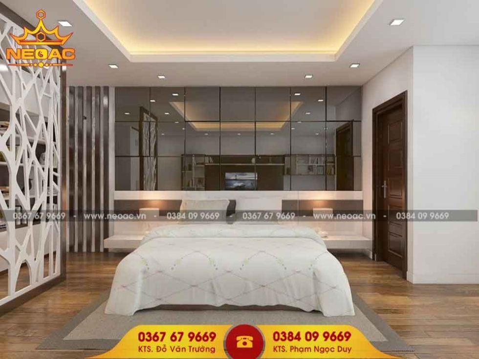 Công ty thiết kế nội thất nhà phố 4 tầng tại Hoàn Kiếm, Hà Nội