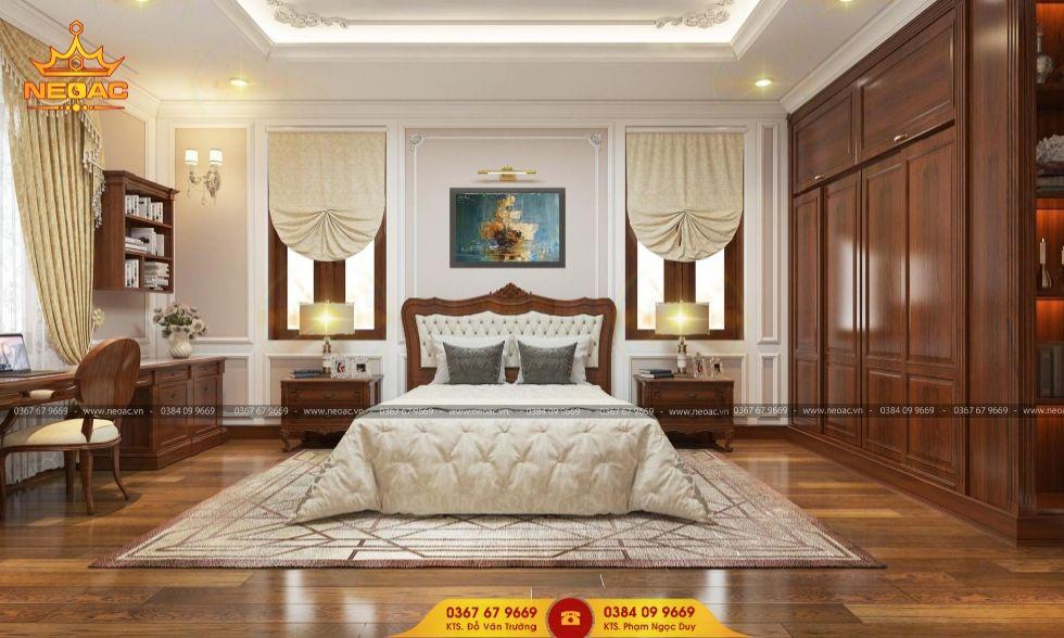 Mẫu nội thất nhà phố 3 tầng tại Đống Đa, Hà Nội