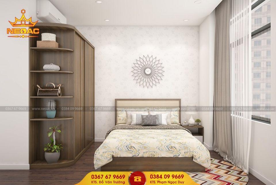 Mẫu nội thất nhà phố 4 tầng tại Hoàn kiếm, Hà Nội