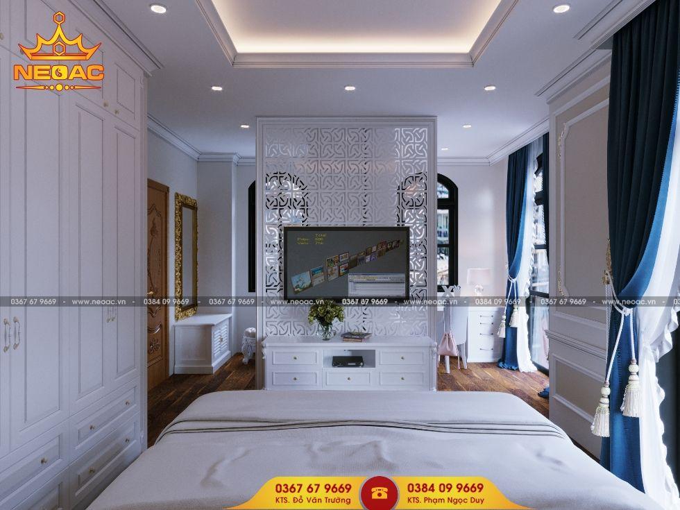 Mẫu nội thất nhà phố 3 tầng tại Hà Đông, Hà Nội