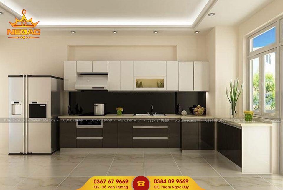 Dịch vụ thiết kế nội thất nhà phố 5 tầng