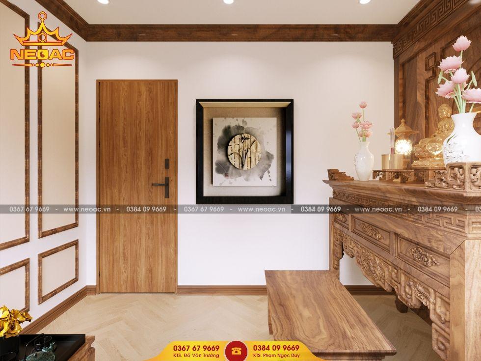 Mẫu nội thất nhà phố 4 tầng mặt tiền 4m2