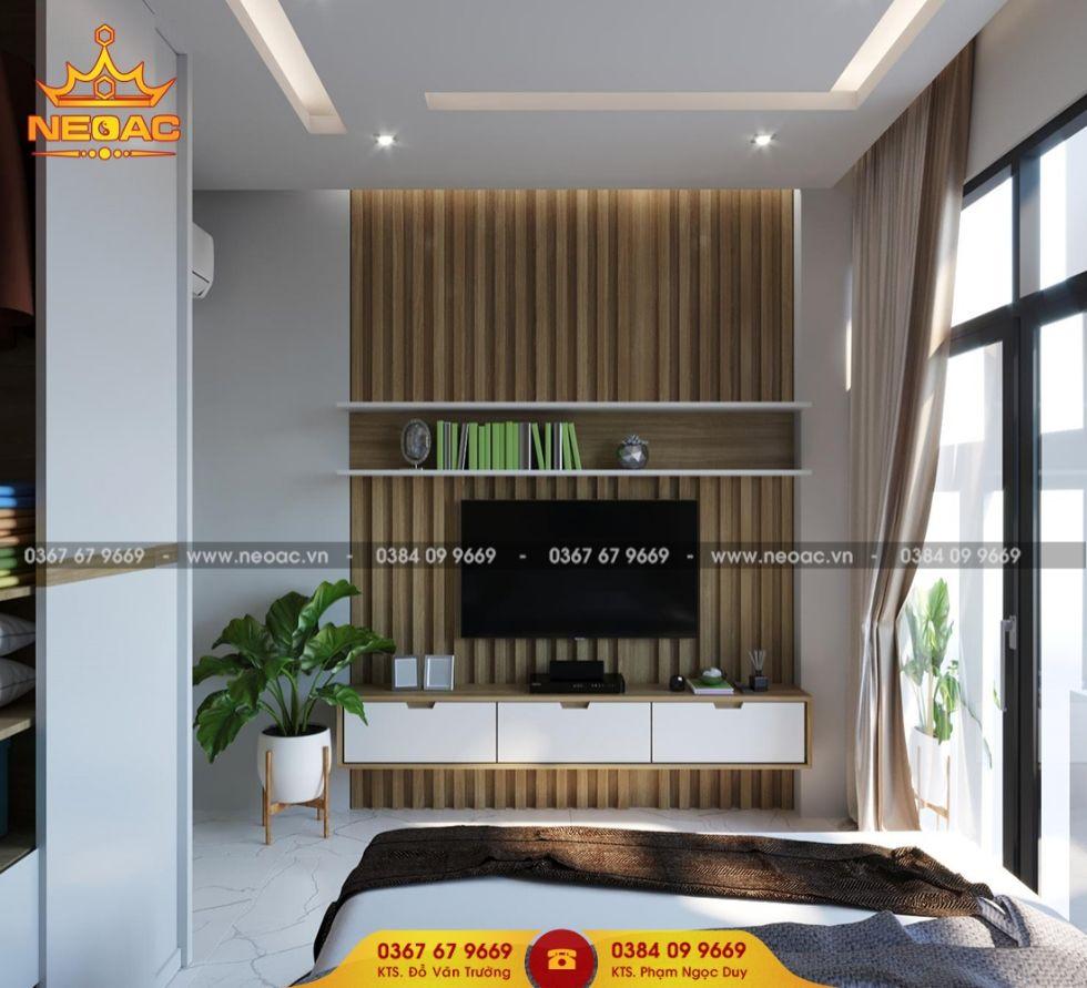 Mẫu nội thất nhà phố 5 tầng tại Ba Đình, Hà Nội