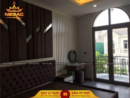 Mẫu nội thất nhà phố 5 tầng tại Tây Hồ, Hà Nội