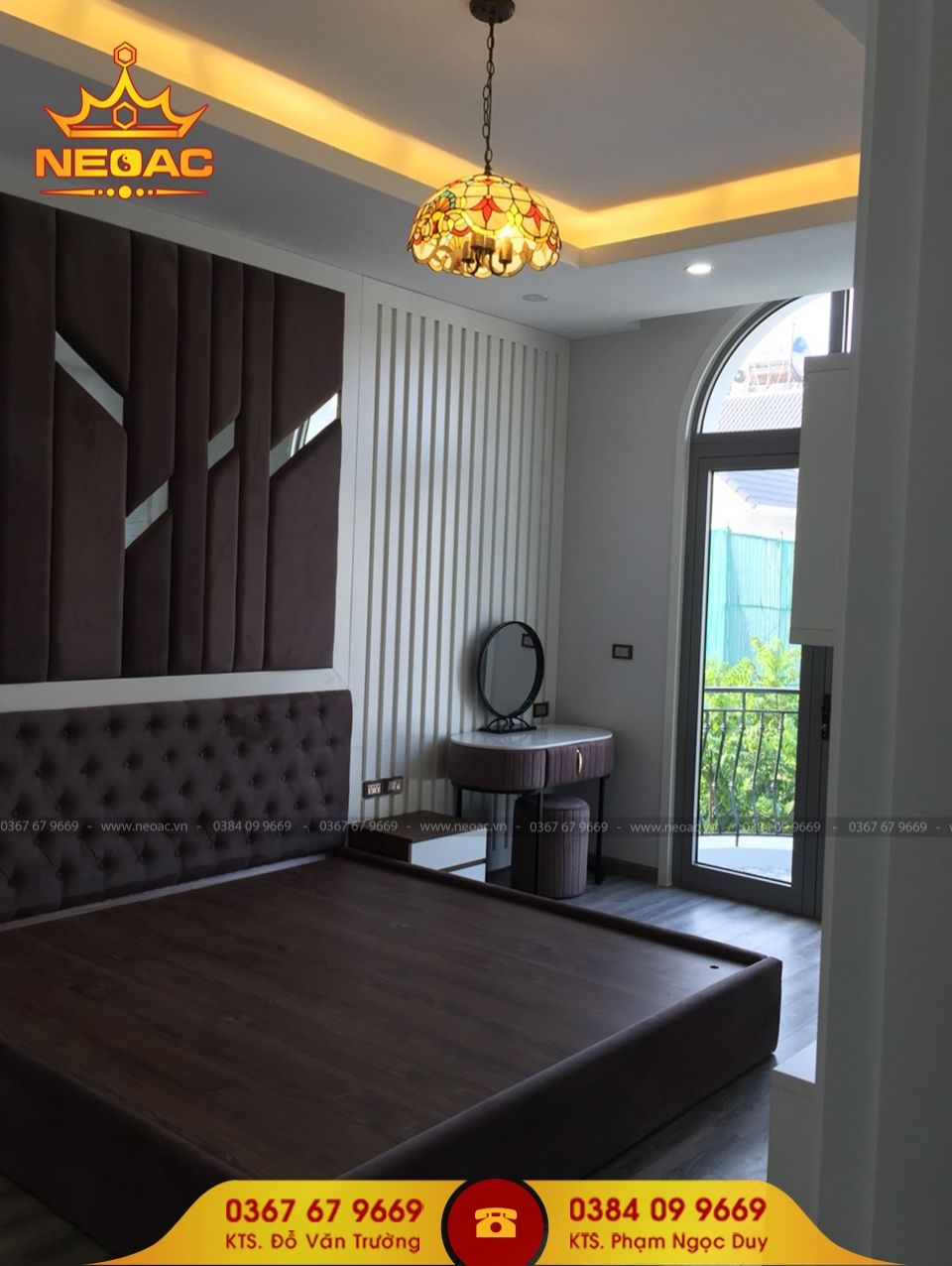 Mẫu nội thất nhà phố 5 tầng tại Thanh Xuân, Hà Nội