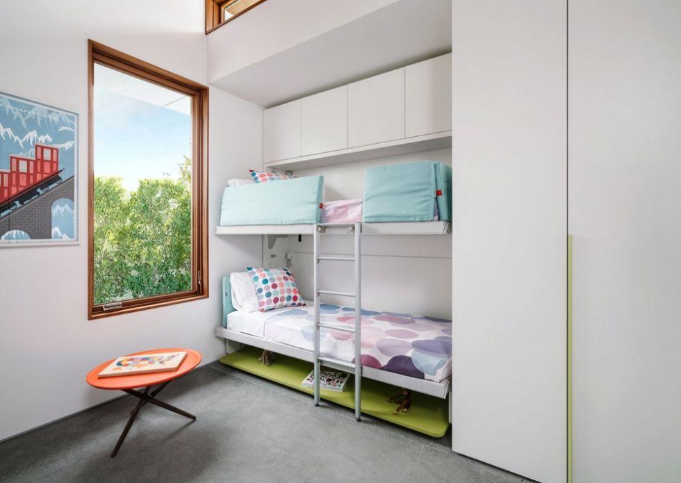 Mẫu nội thất nhà phố 3 tầng mặt tiền 6m2