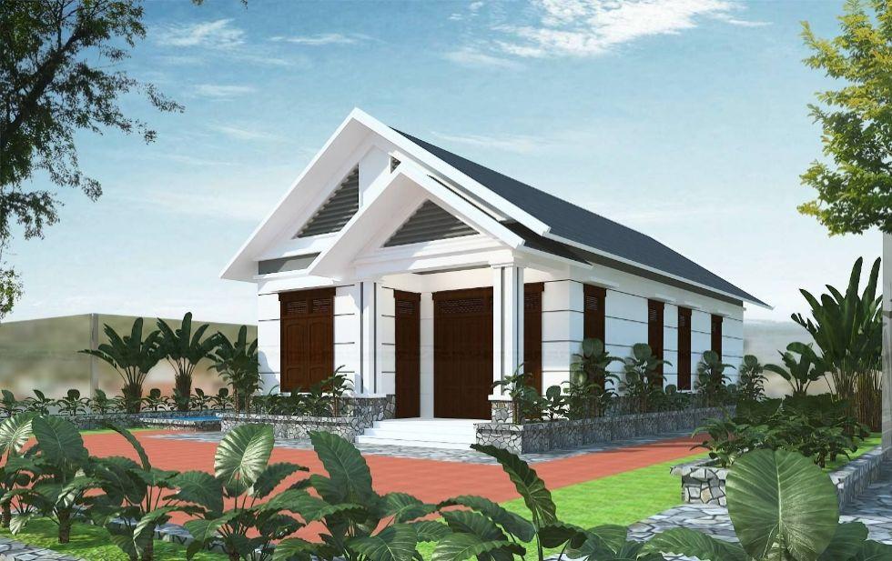 14mx10m nên xây biệt thự theo phong cách nào?