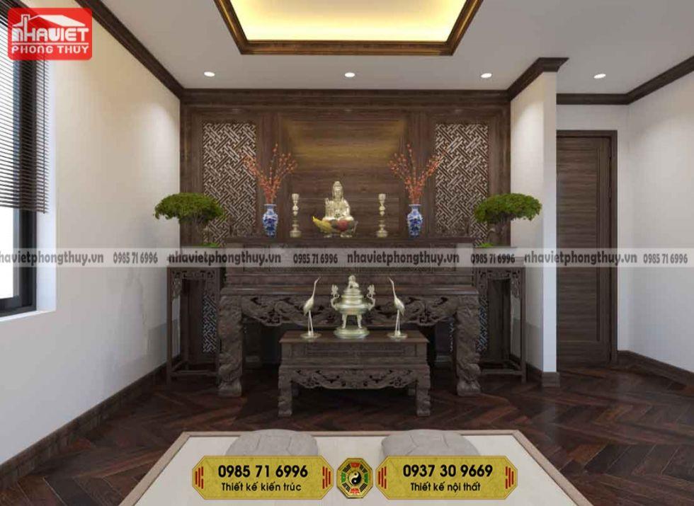 Mẫu thiết kế nội thất chung cư hiện đại 100m2 3 phòng ngủ