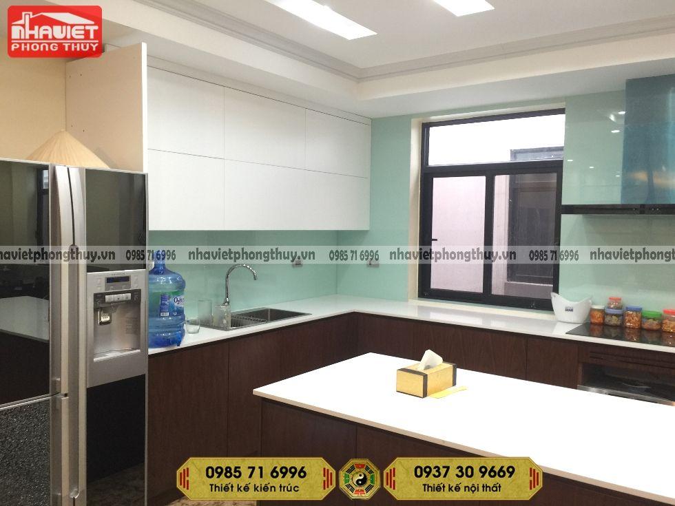 Dịch vụ thiết kế nội thất chung cư hiện đại 2 phòng ngủ 80m2