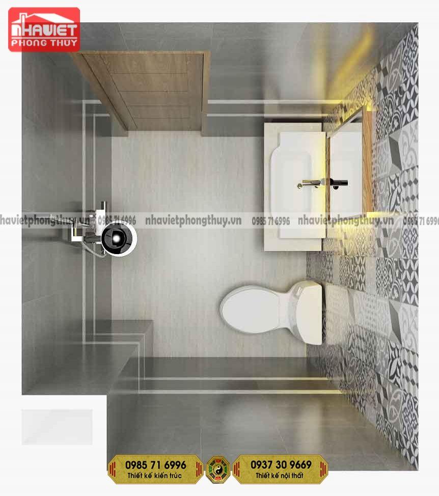 Dịch vụ thiết kế nội thất chung cư hiện đại 3 phòng ngủ 90m2
