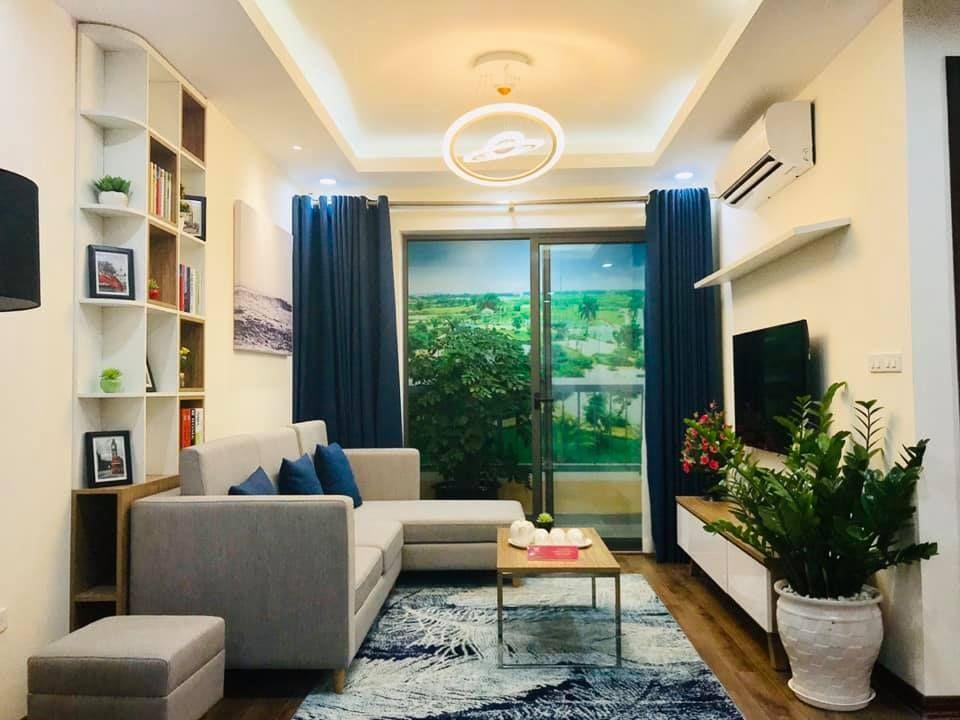 Mẫu nội thất căn hộ 70m2