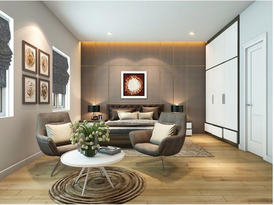 Thi công nội thất căn hộ theo phong cách hiện đại
