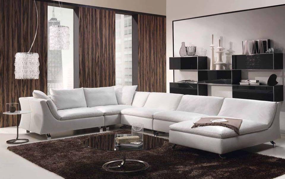 Mẫu sofa sang chảnh cho phòng khách hiện đại
