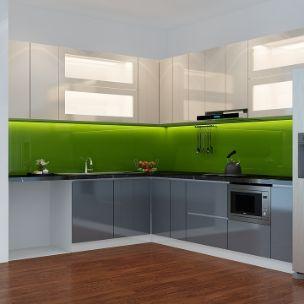 Tủ bếp Hòa An