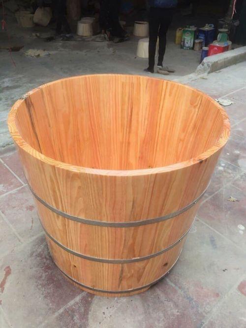Sản xuất bồn tắm gỗ tại Hà Nội