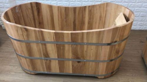 Sản xuất bồn tắm gỗ sồi