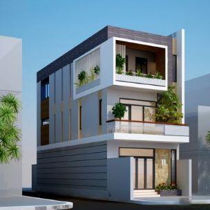 Kiến trúc Mạnh Khang