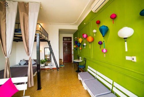 Ý tưởng thiết kế biệt thự homestay ở Vĩnh Phúc rất hay