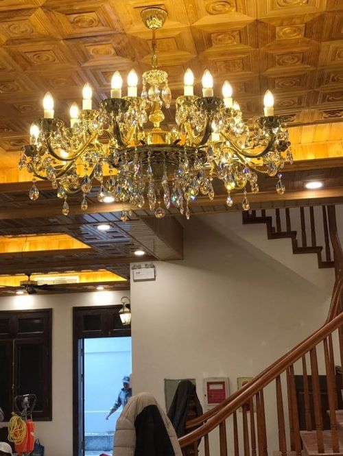 Mẫu đèn trang trí trong nhà đẹp