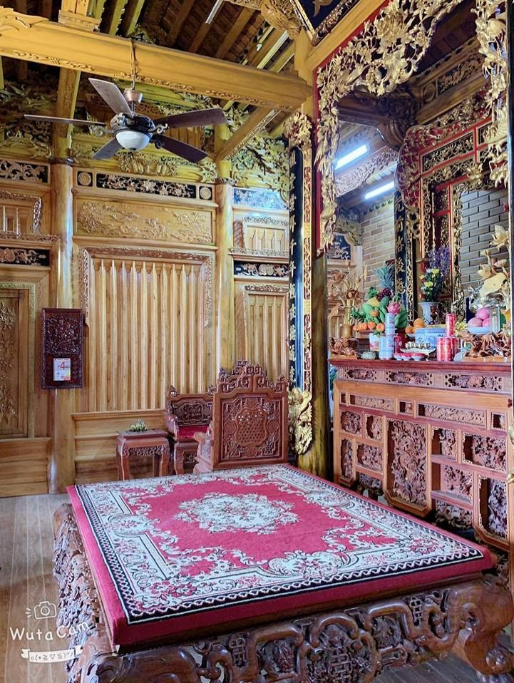Nhà thờ bằng gỗ tại Bắc Ninh