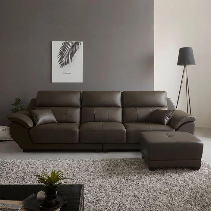 Sofa da thật cao cấp sale off 30%