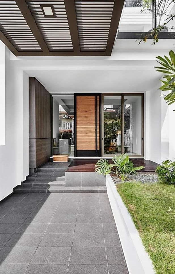 Kiến trúc xanh cho nhà phố hiện đại