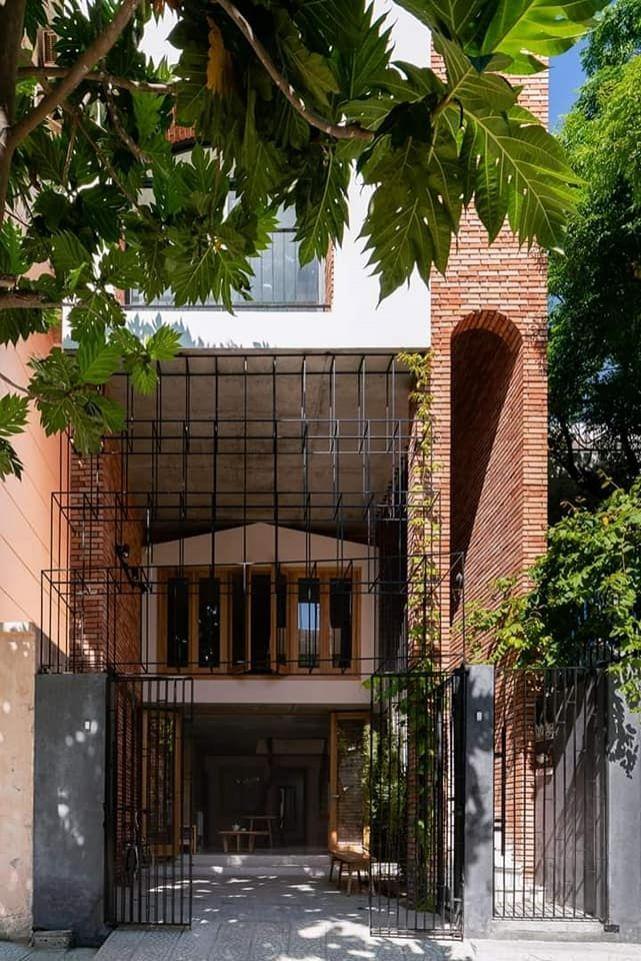 Phong cách thiết kế nhà phố độc đáo