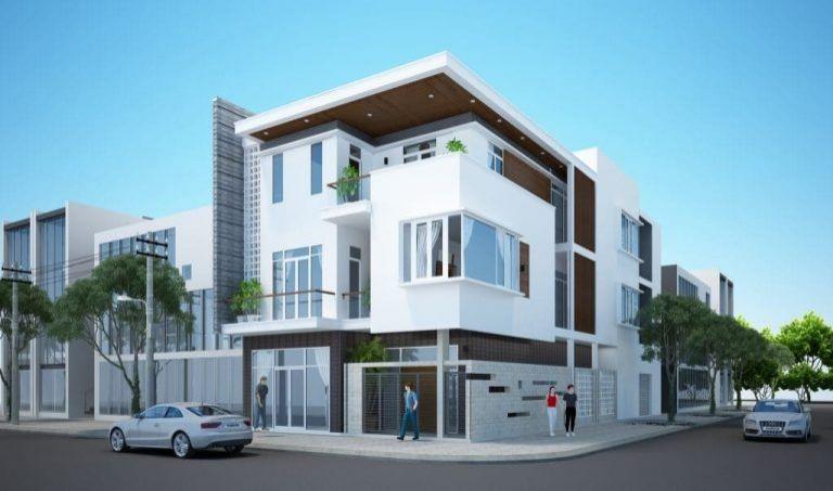Mách bạn kinh nghiệm khi xây nhà ở kết hợp với kinh doanh