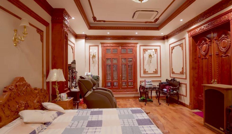 Lâu đài 500m2 hoàng tráng tại Hà Nội