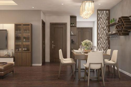 Vi trí nào đặt phòng ăn là tốt nhất trong nhà?