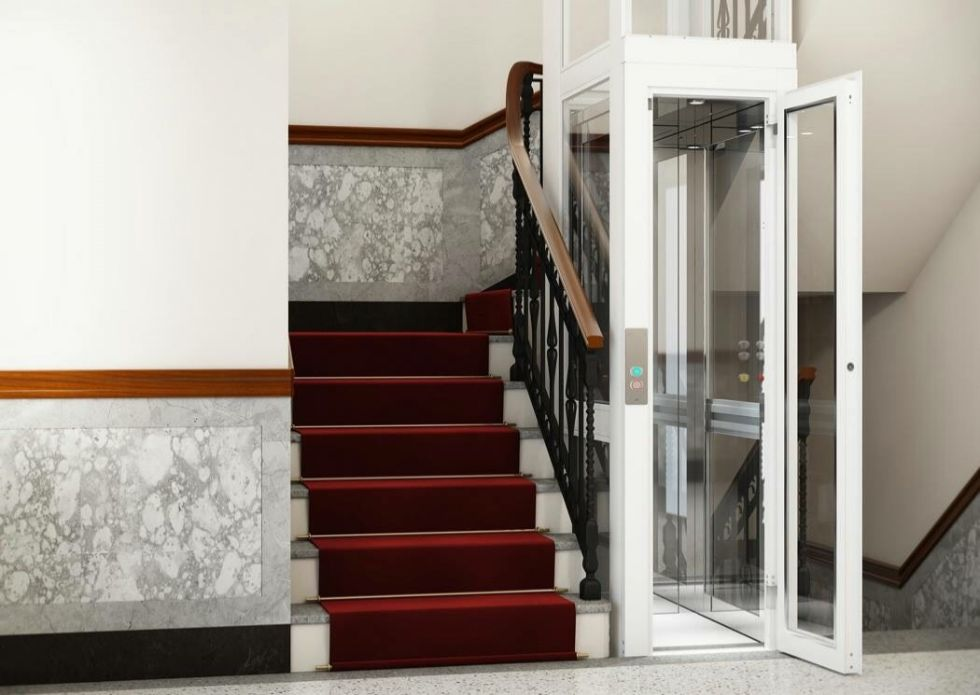 Tư vấn bố trí thang máy và thang bộ SANG TRỌNG - ĐẲNG CẤP