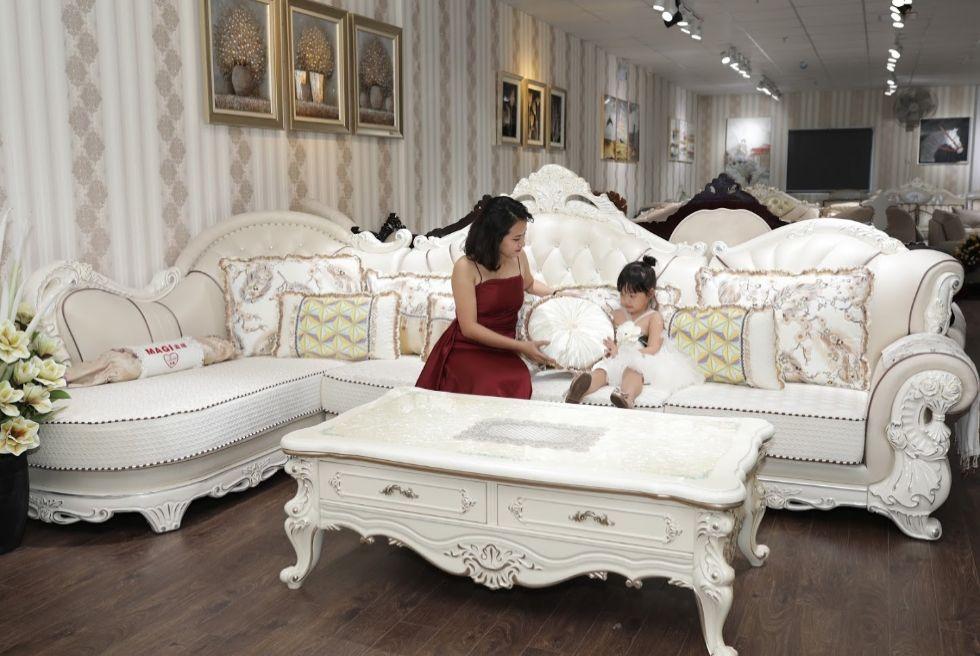 Tổng kho sofa đà nẵng - hàng ngàn mẫu nhập khẩu nguyên kiện có 1 khô