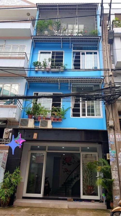 Bán nhà mặt tiền Bùi Văn Thêm, F.9, Q. Phú Nhuận tiện ở kinh doanh