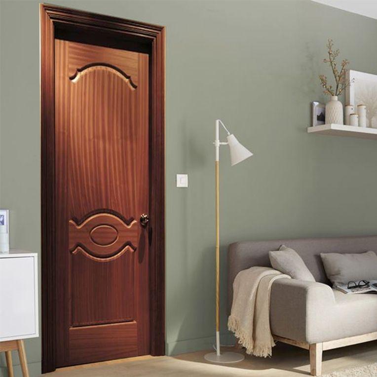 Sản xuất cửa gỗ công nghiệp HDF Veneer