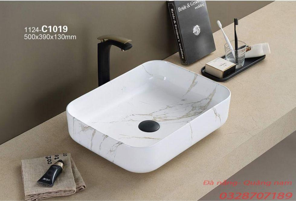 Thiết bị vệ sinh phòng tắm pate Đà nẵng