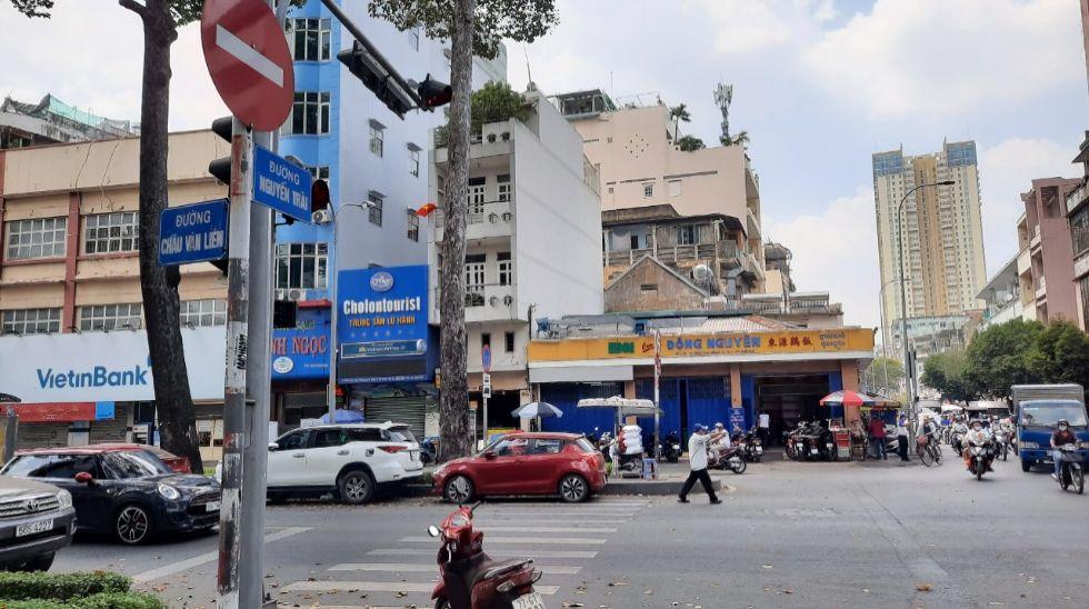 Bán Nhà Nguyễn Trãi, Quận 5, kinh doanh sầm uất, giá rẻ